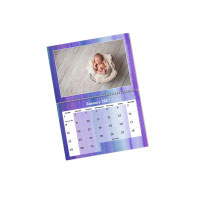 20 x A4 Double Personalised Calendar incl Delivery