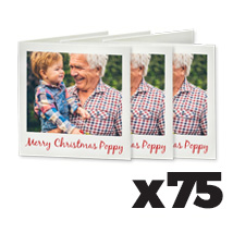 100 x 100cm Greeting Card x 75 @ $1.03 each incl Delivery