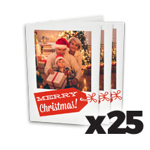 4 x 6inch Greeting Card x 25 @ $1.12 each incl Delivery