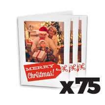 4 x 6inch Greeting Card x 75 @ $1.03 each incl Delivery